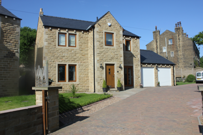 One of our latest high spec unique developments